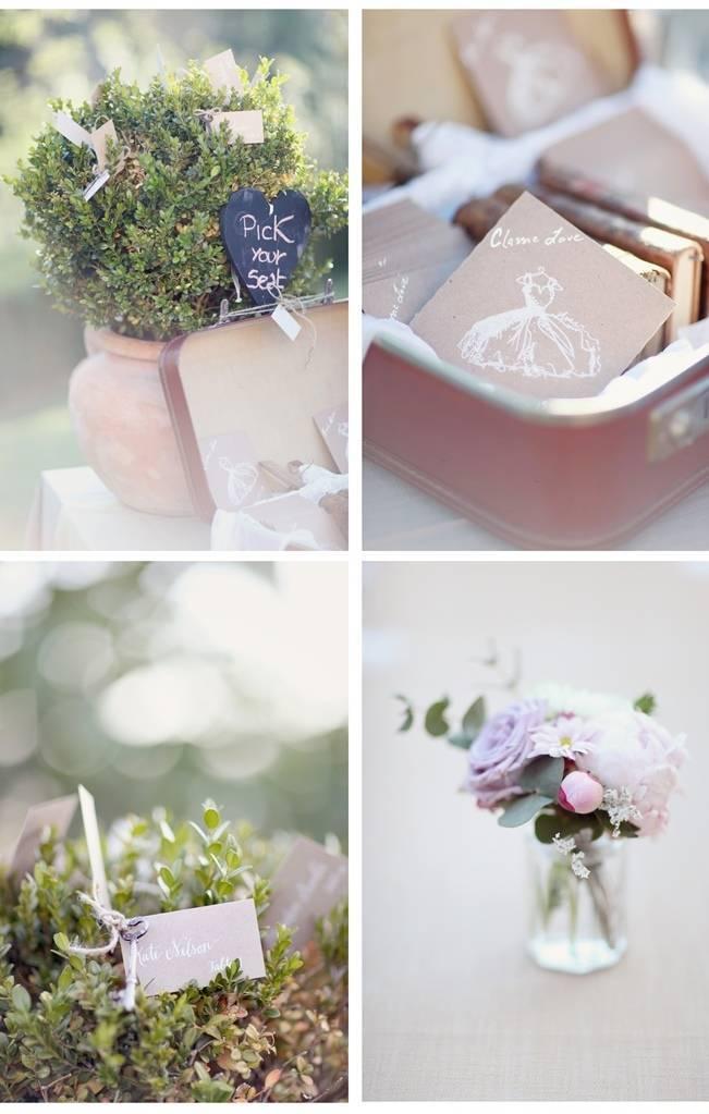italy wedding details