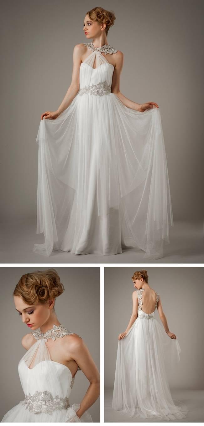 Elizabeth Fillmore Spring 2014 Bridal Collection