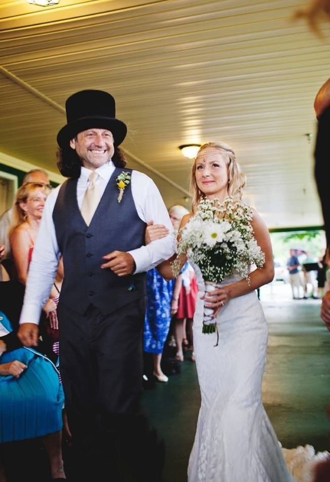 father of the bride in a tophat
