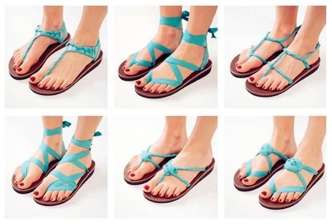 sseko ribbon sandals