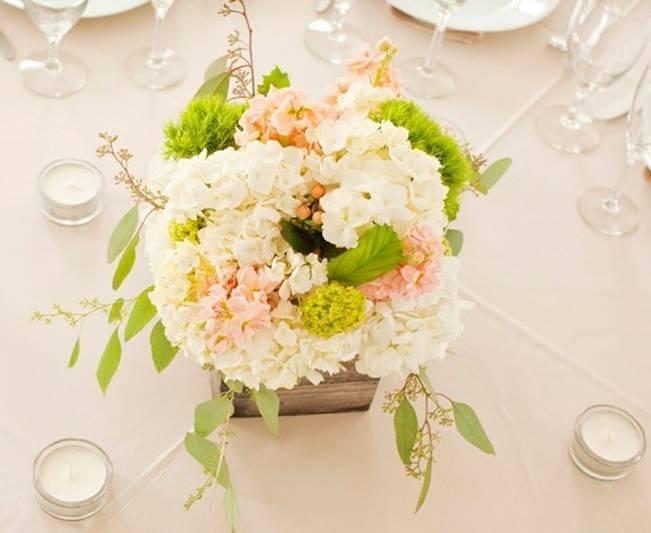 Wedding Flower Inspiration: Hydrangea