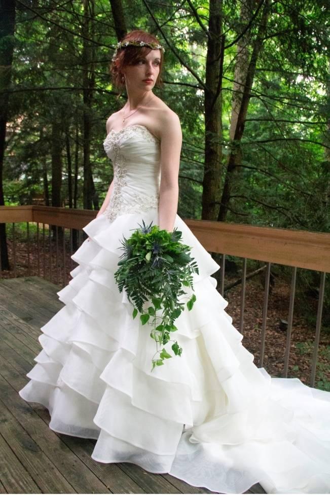 fairytale wedding gown justin alexander
