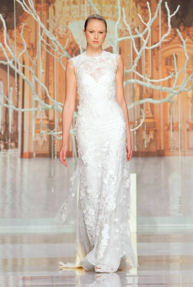 YolanCris 2014 Bridal: Ethereal Evanescence Collection