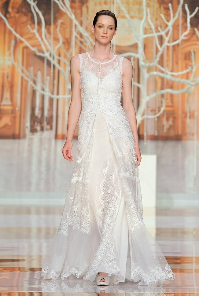 Monza gown