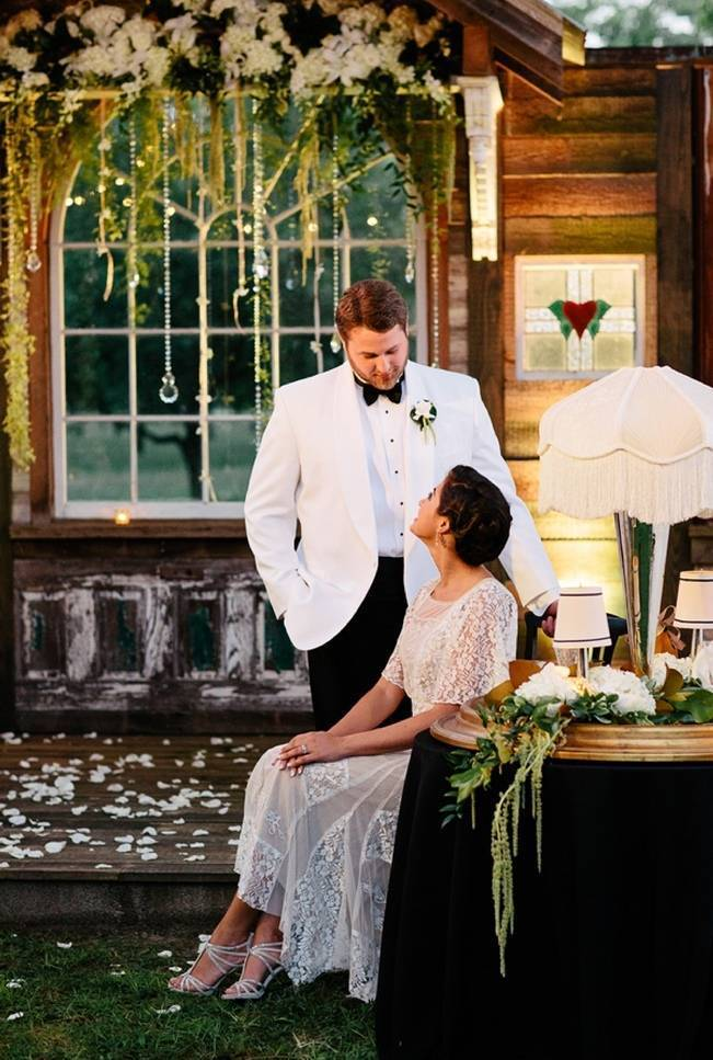 1920 S Southern Charm Styled Wedding Elle Puckett