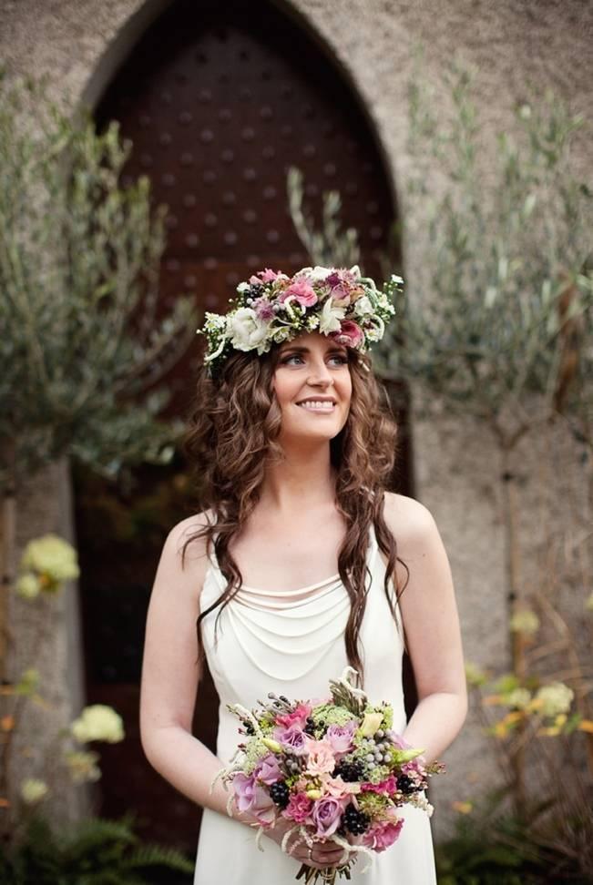 Enchanting Fall Styled Shoot at Irish Castle {Creatrix Photography}