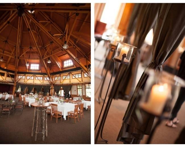 stowe mountain lodge wedding reception