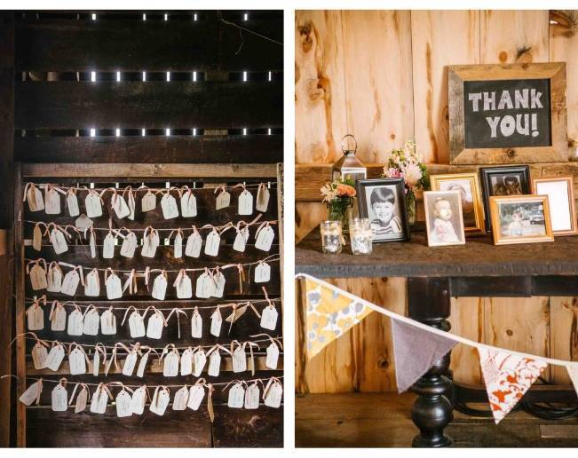 rustic barn wedding in New York