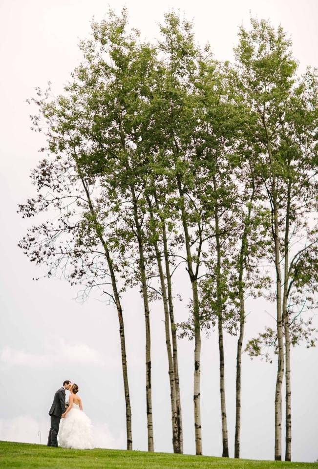 rustic new york state wedding