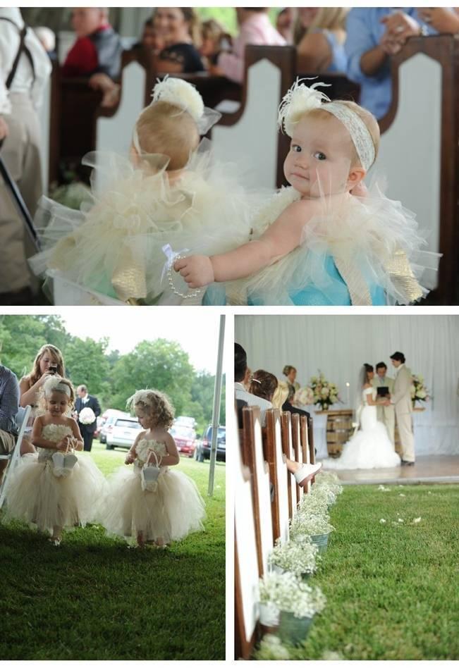 baby flowergirls