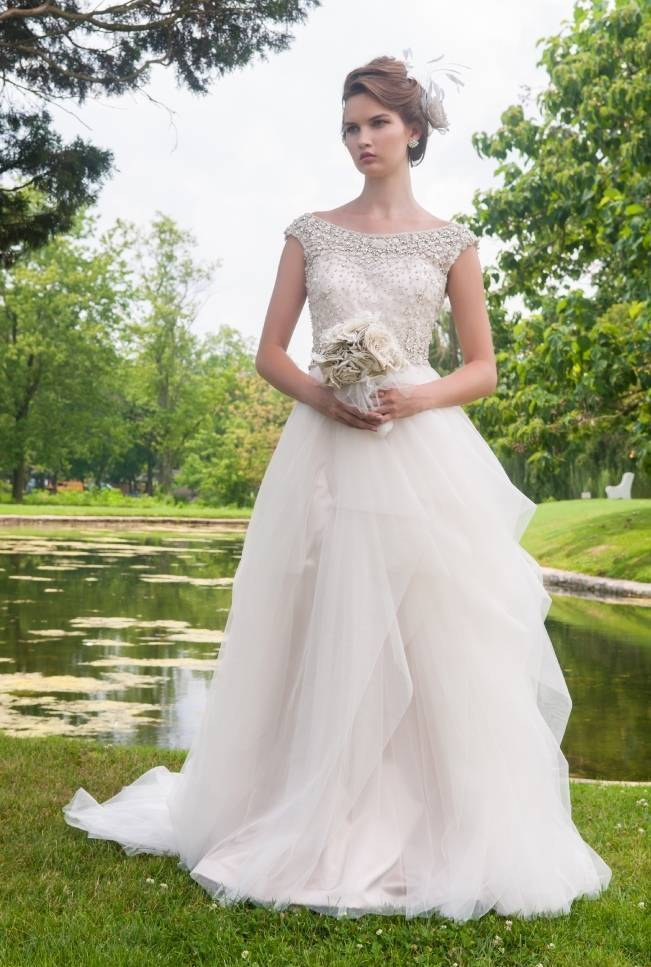 Eugenia Couture 2014 Bridal Collection