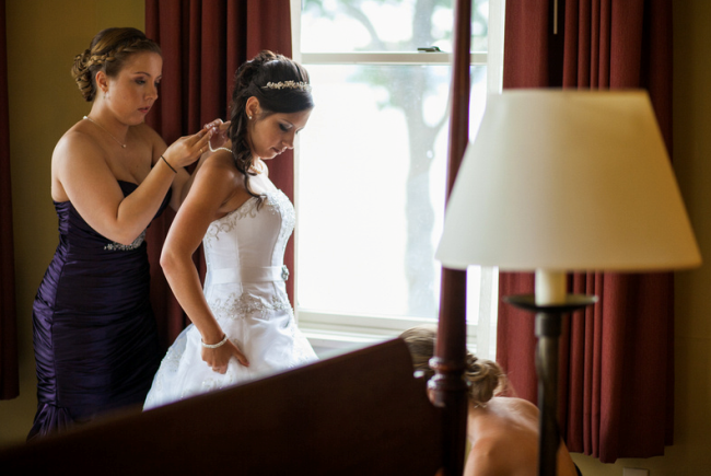 Keeping the Bride Stress-Free: Tips From a Maid of Honor