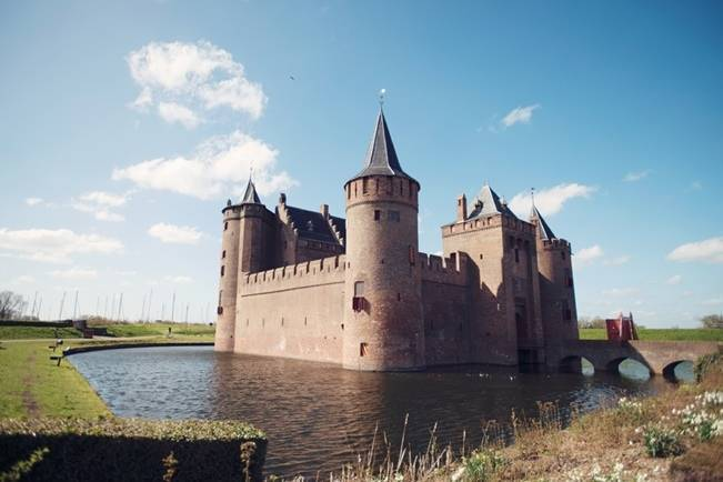 Styled Shoot at Muiderslot Castle {Audra Wrisley Photography}
