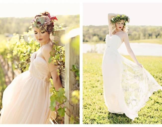 blush sarah seven dress