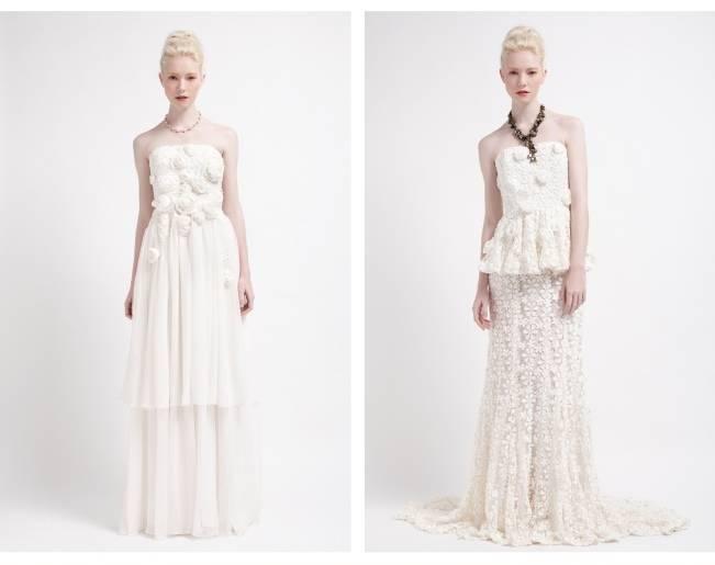 kelsey genna floral gowns