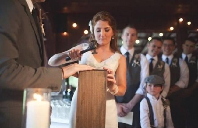 nontraditional wedding ceremony ideas