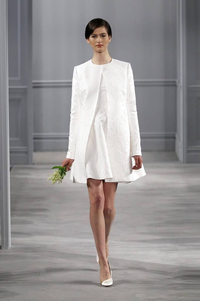 Mini Coat + Mini Dress