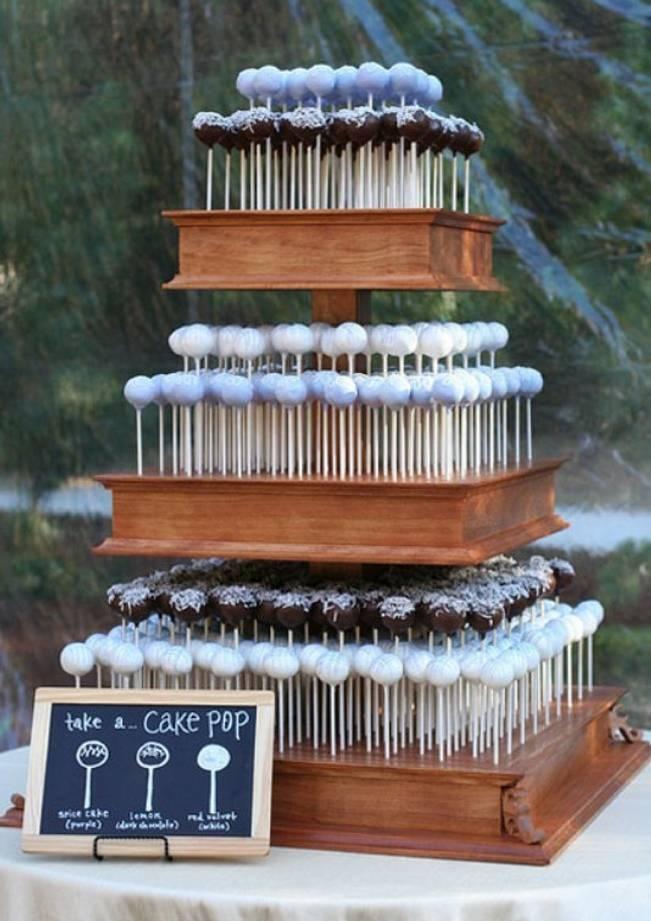 10 Wedding Cake Alternatives