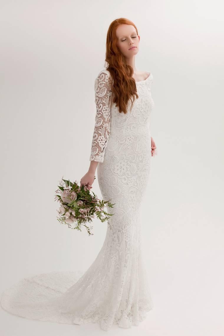 Kelsey Genna 2014 Bridal Collection