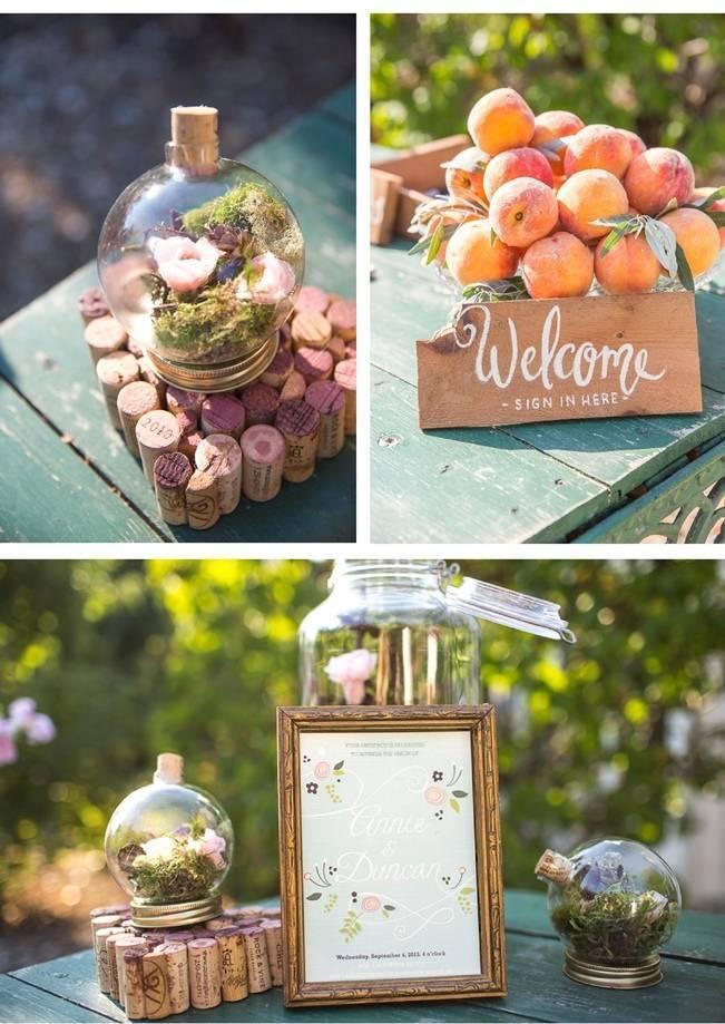 wedding terrarium