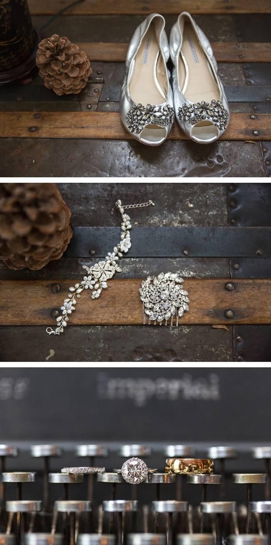 vintage style wedding jewelry