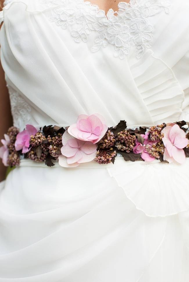real flower belt