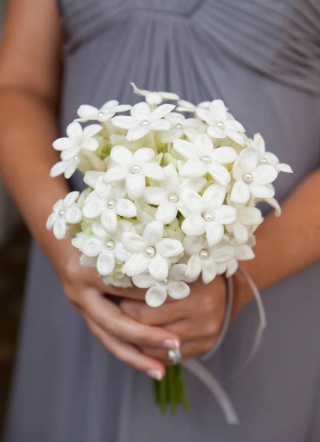 Wedding Flower Inspiration: Stephanotis
