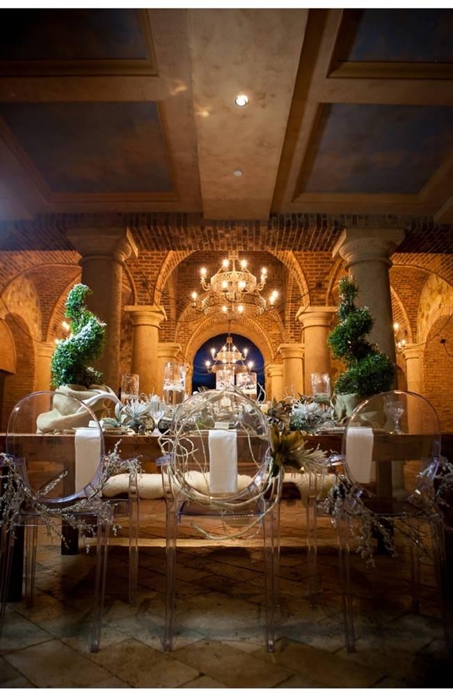 Narnia castle wedding