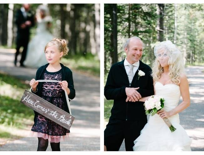 Rustic Mountain Wedding at The Delta Lodge {Photography by Ginevre} 5
