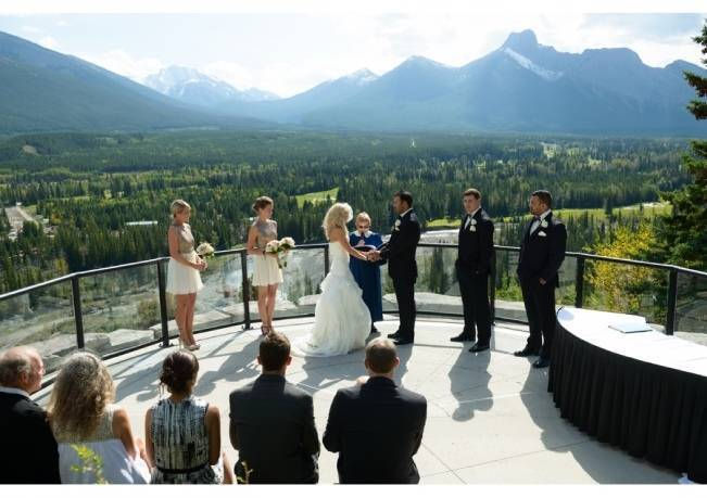 Rustic Mountain Wedding at The Delta Lodge {Photography by Ginevre} 7