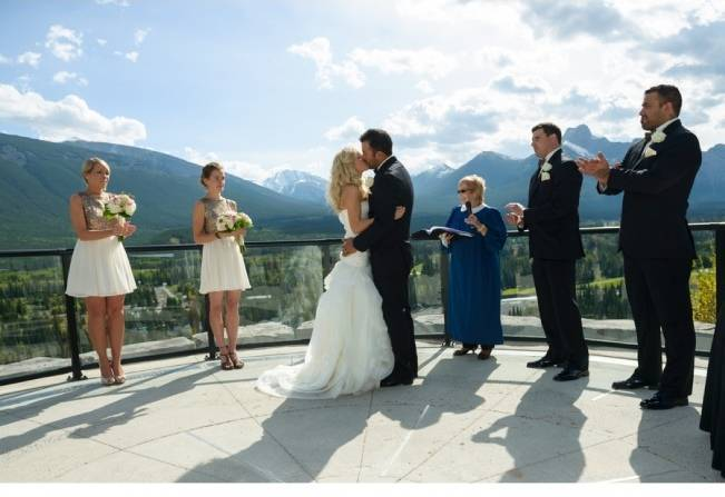 Rustic Mountain Wedding at The Delta Lodge {Photography by Ginevre} 9