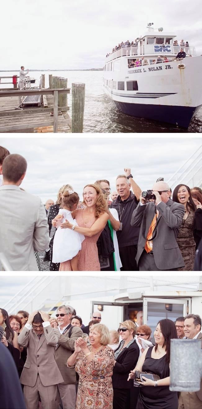 surprise wedding!