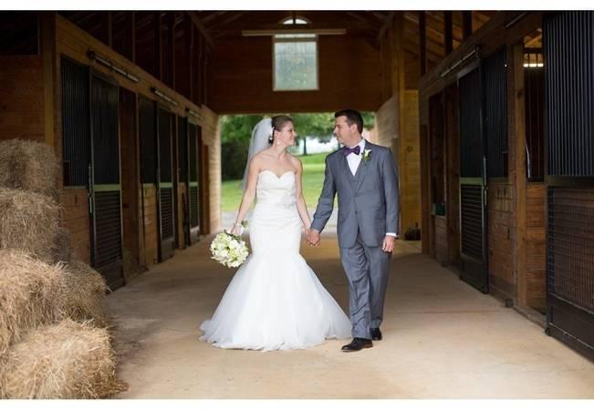 Backyard Shenandoah Valley Wedding {Gayle Driver Photography} 13