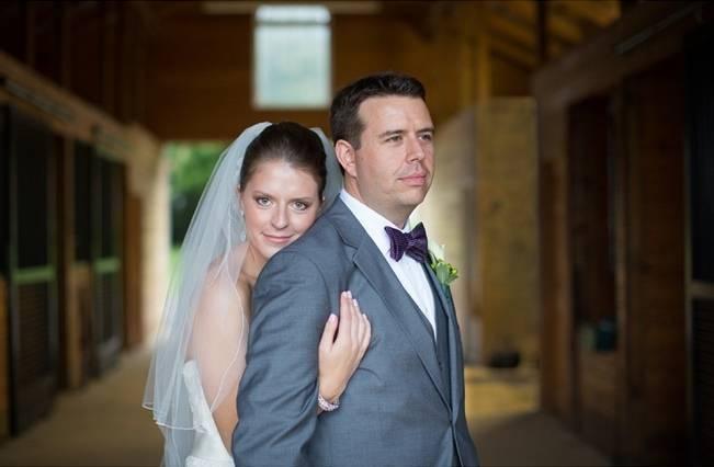 Backyard Shenandoah Valley Wedding {Gayle Driver Photography} 14