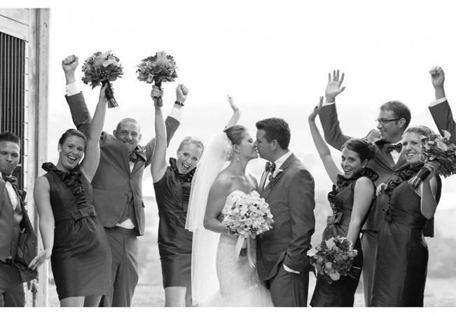 Backyard Shenandoah Valley Wedding {Gayle Driver Photography} 15