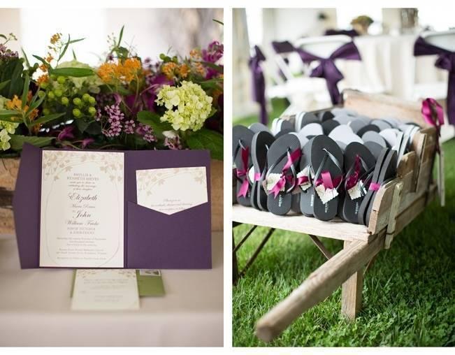 Backyard Shenandoah Valley Wedding {Gayle Driver Photography} 18
