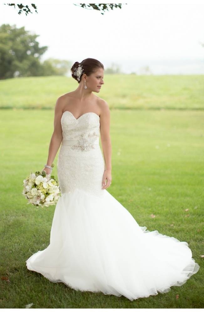 Backyard Shenandoah Valley Wedding {Gayle Driver Photography} 2