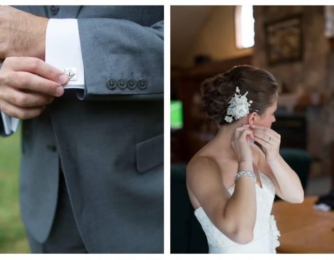 Backyard Shenandoah Valley Wedding {Gayle Driver Photography} 4