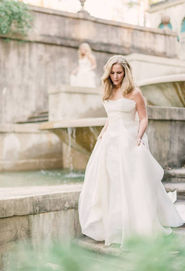 Bridal Inspiration Shoot at the Swan House {Rustic White Photography} 13