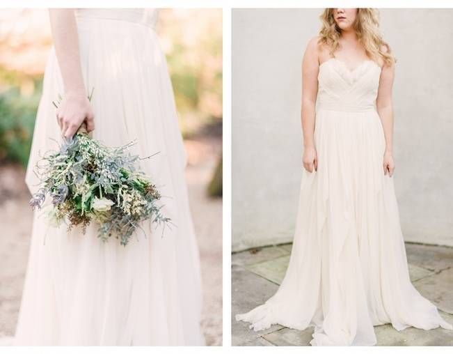 Bridal Inspiration Shoot at the Swan House {Rustic White Photography} 6