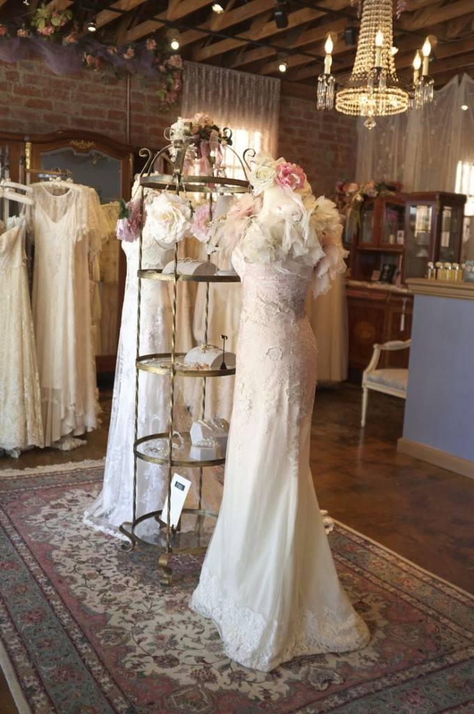 Claire Pettibone Flagship Salon #bridal - Photo Michael Barr
