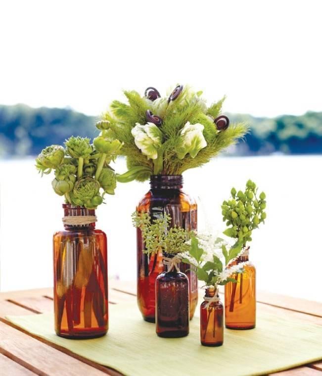 Fiddlehead fern wedding inspiration 10