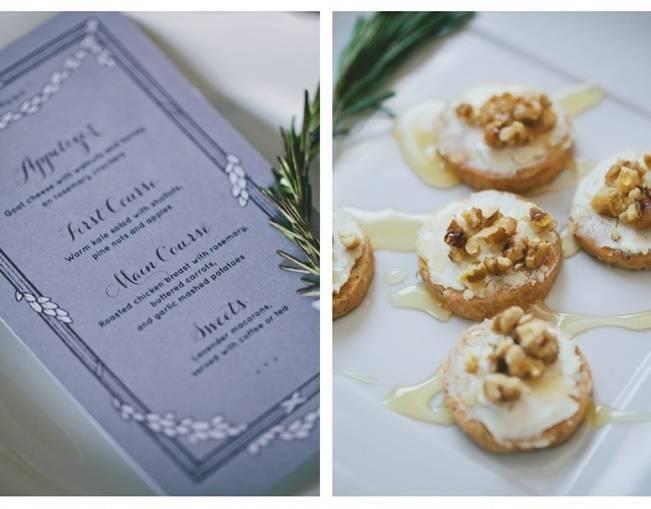 Lavender + Rosemary Winter Wedding Inspiration {Blue Jar Events + Jennifer Bakos Photography} 6