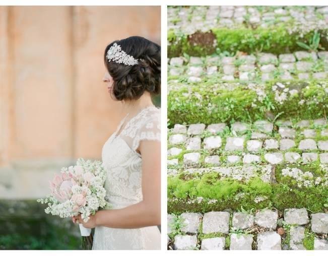 Rome Retreat Bridal Shoot in Frascati, Italy {Buffy Dekmar} 9