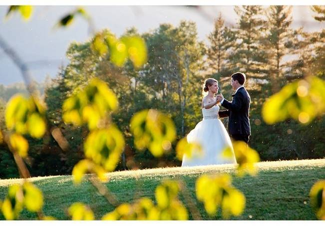 Vermont Country Chic Barn Wedding {Ember Photography} 16