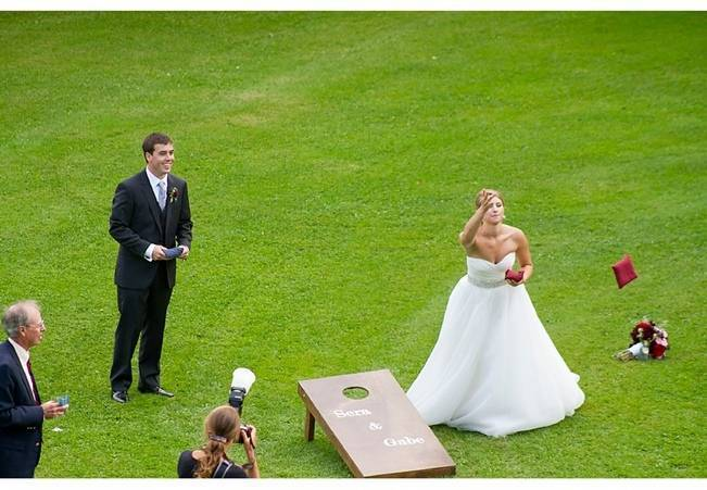 Vermont Country Chic Barn Wedding {Ember Photography} 20
