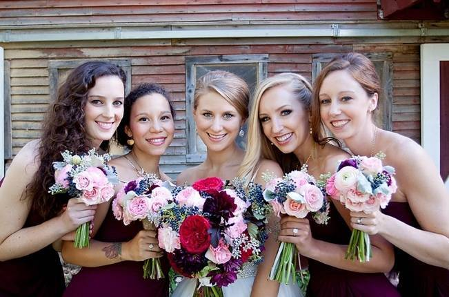 Vermont Country Chic Barn Wedding {Ember Photography} 3