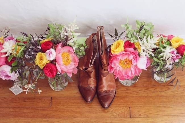 Vintage-Inspired Rustic Cape Cod Wedding {Dreamlove Photography} 1