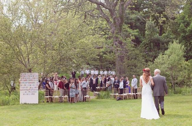Vintage-Inspired Rustic Cape Cod Wedding {Dreamlove Photography} 11