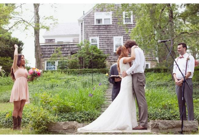 Vintage-Inspired Rustic Cape Cod Wedding {Dreamlove Photography} 16